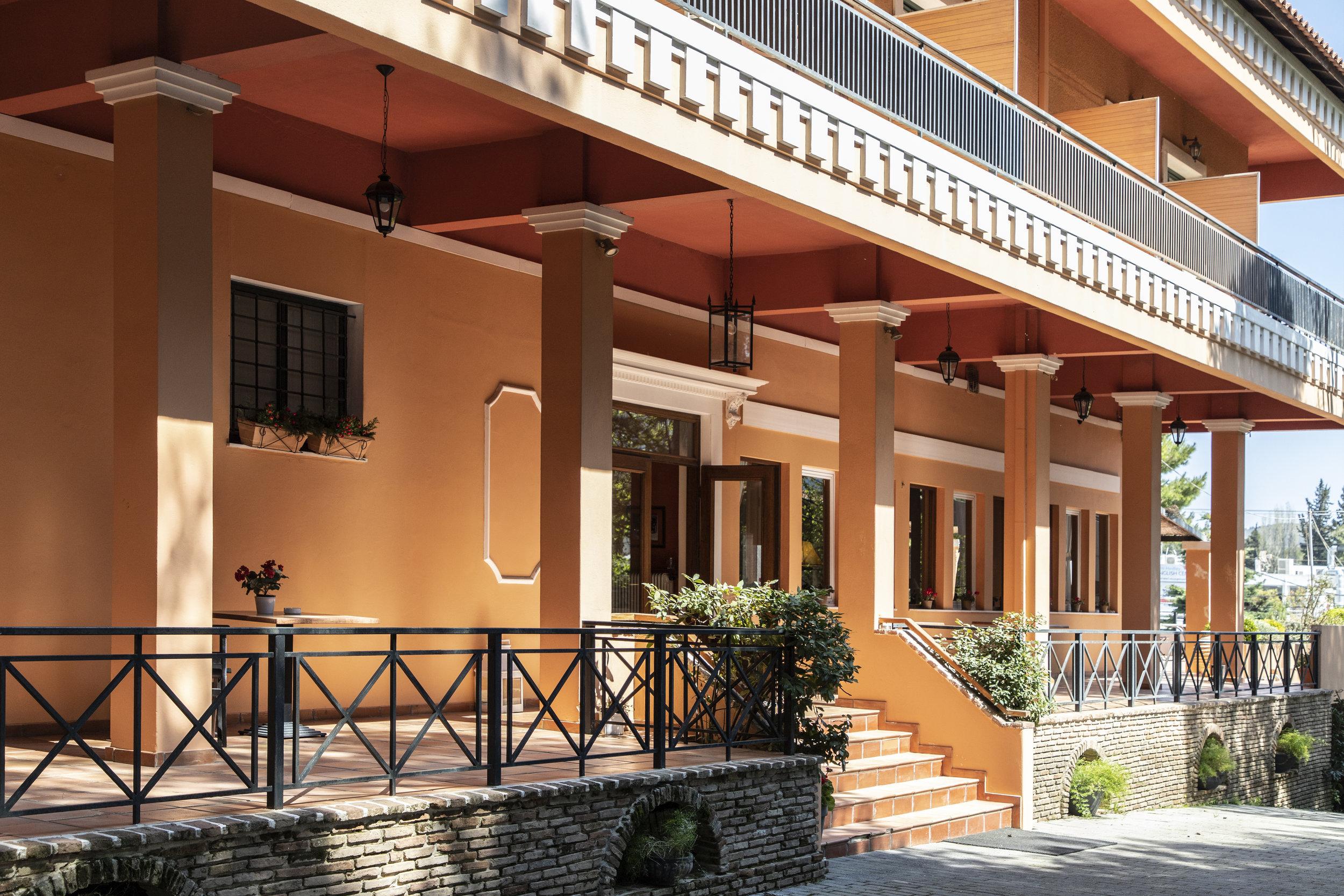 HOTEL ZORBAS - BUSSINESS HOTEL-DROSIA