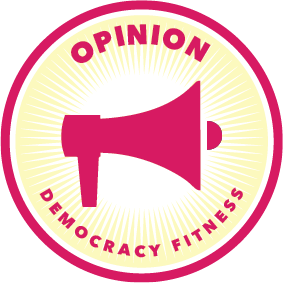 IN A DEMOCRACY, YOU CAN FOLLOW MANY PATHS. YOU MUST KNOW WHAT YOU STAND FOR AND WHY.