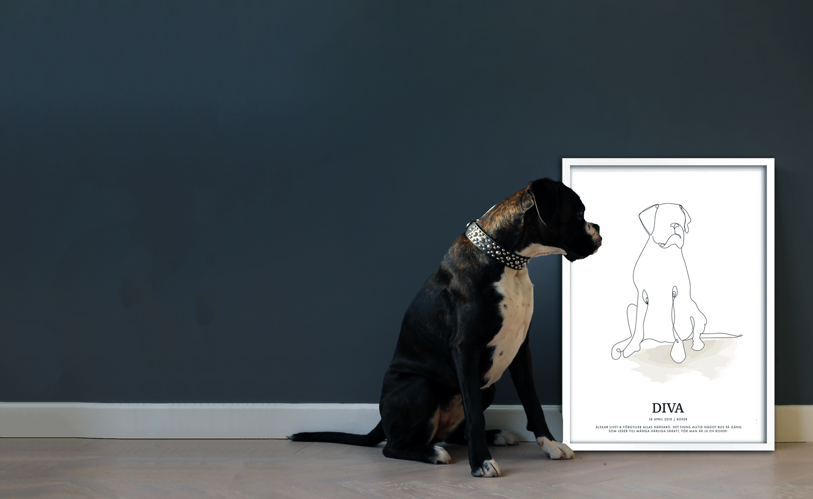 PERSONAL PET POSTERS -