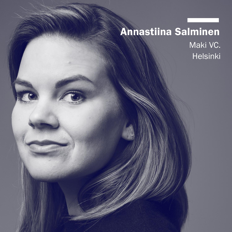 Annastiina Salminen, Maki VC. Helsinki.jpg