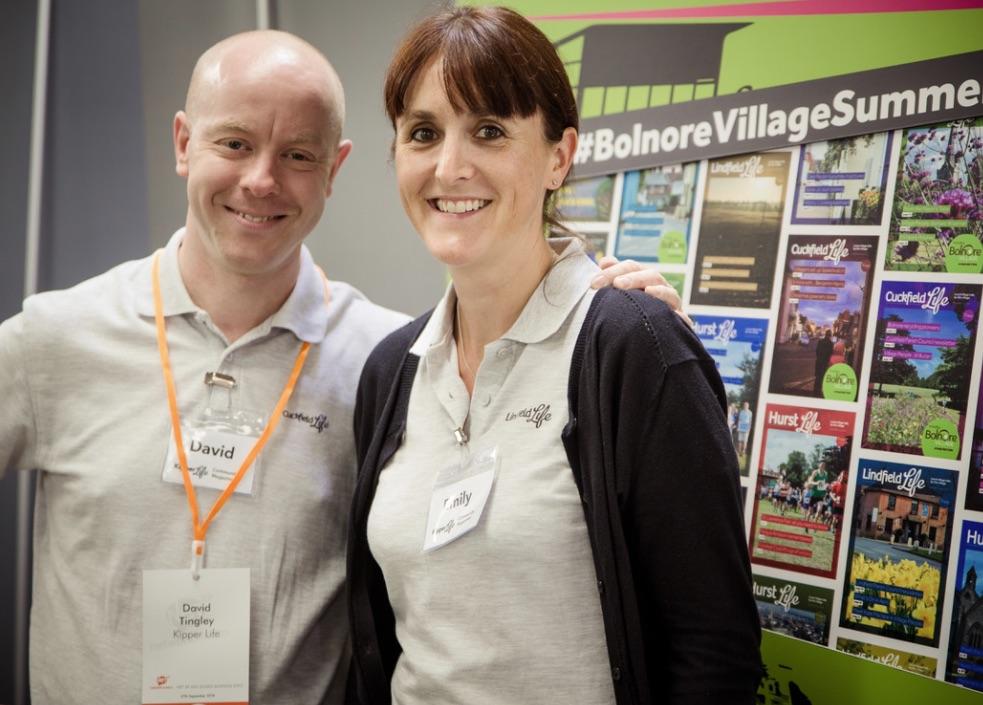 David Tingley & Emily Billson