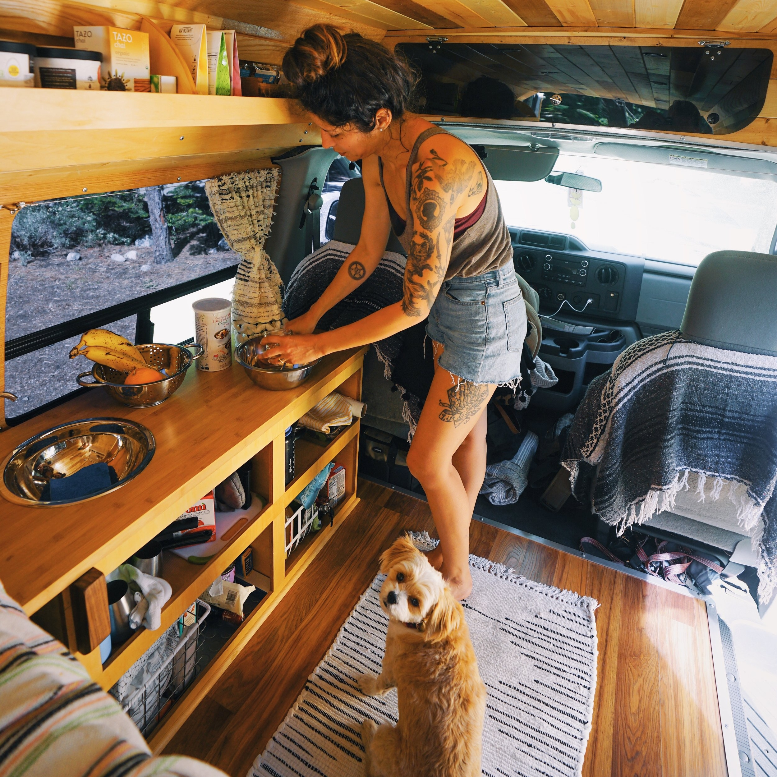 Stasher - A Plastic-Free Nomadic Life with @Noel_Russ