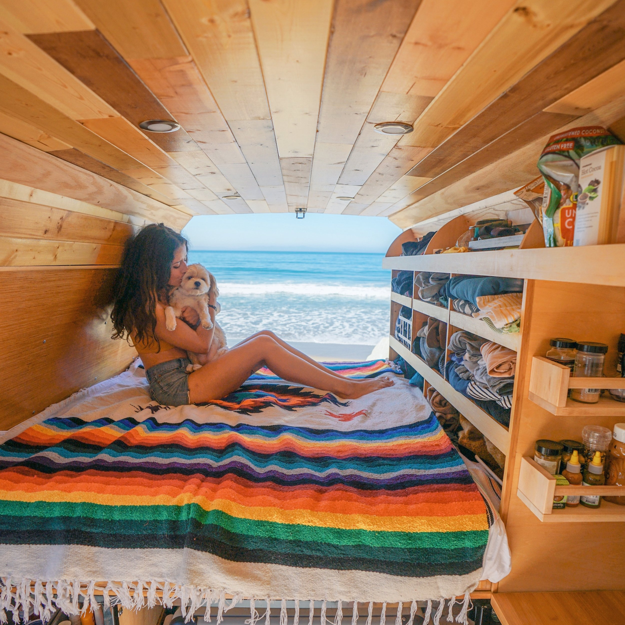 Redbook Magazine - Travel Influencers Share Their Favorite Things About #VanLife