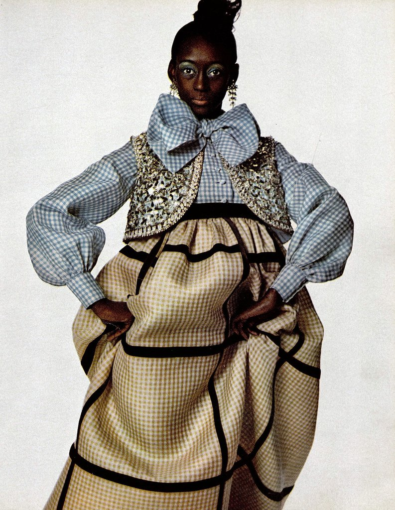 Marlene Wetherell Vintage: The Brilliance of Geoffrey Beene