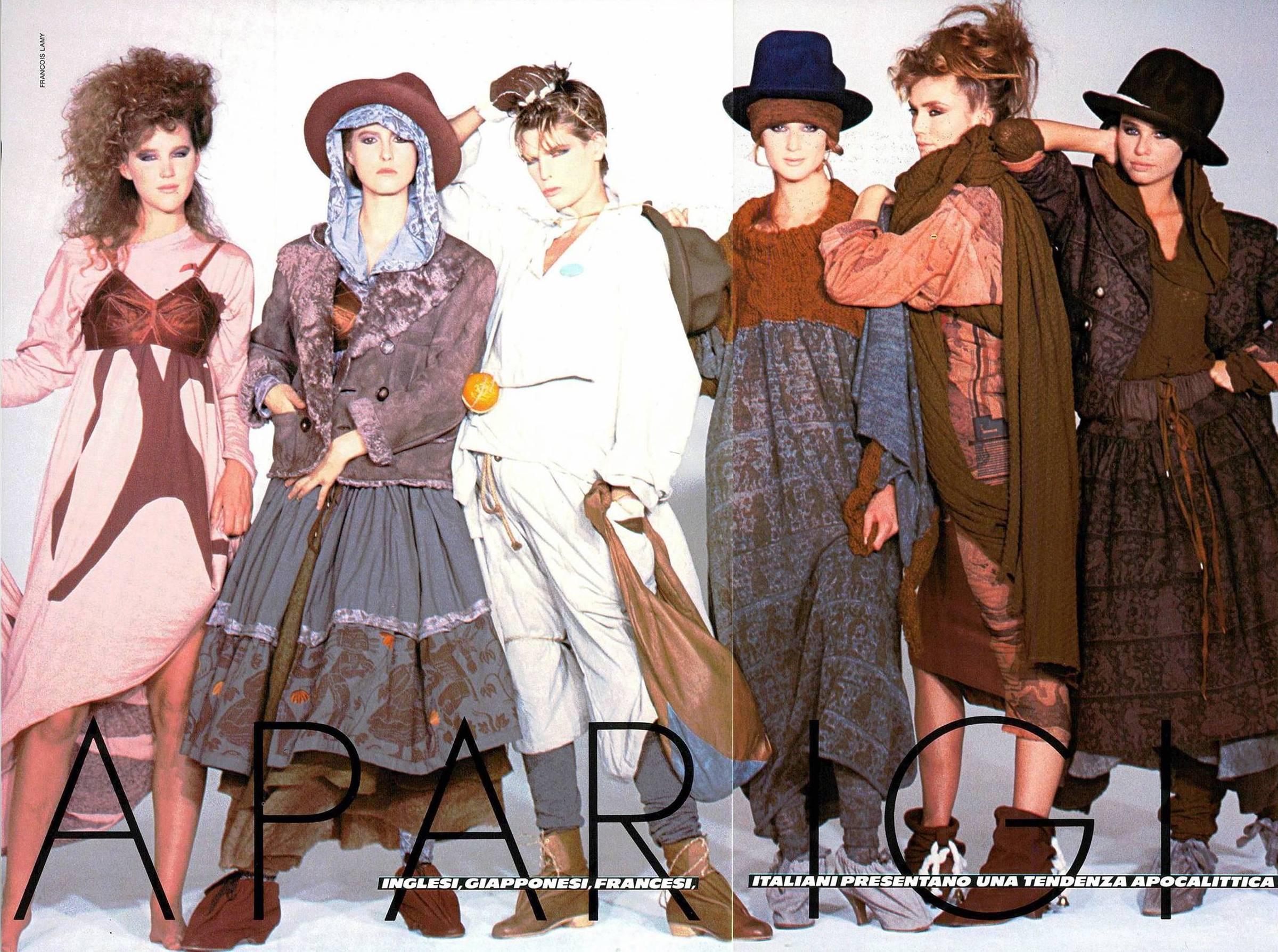 Heroine: Vivienne Westwood's Historical Romp through the 1980s