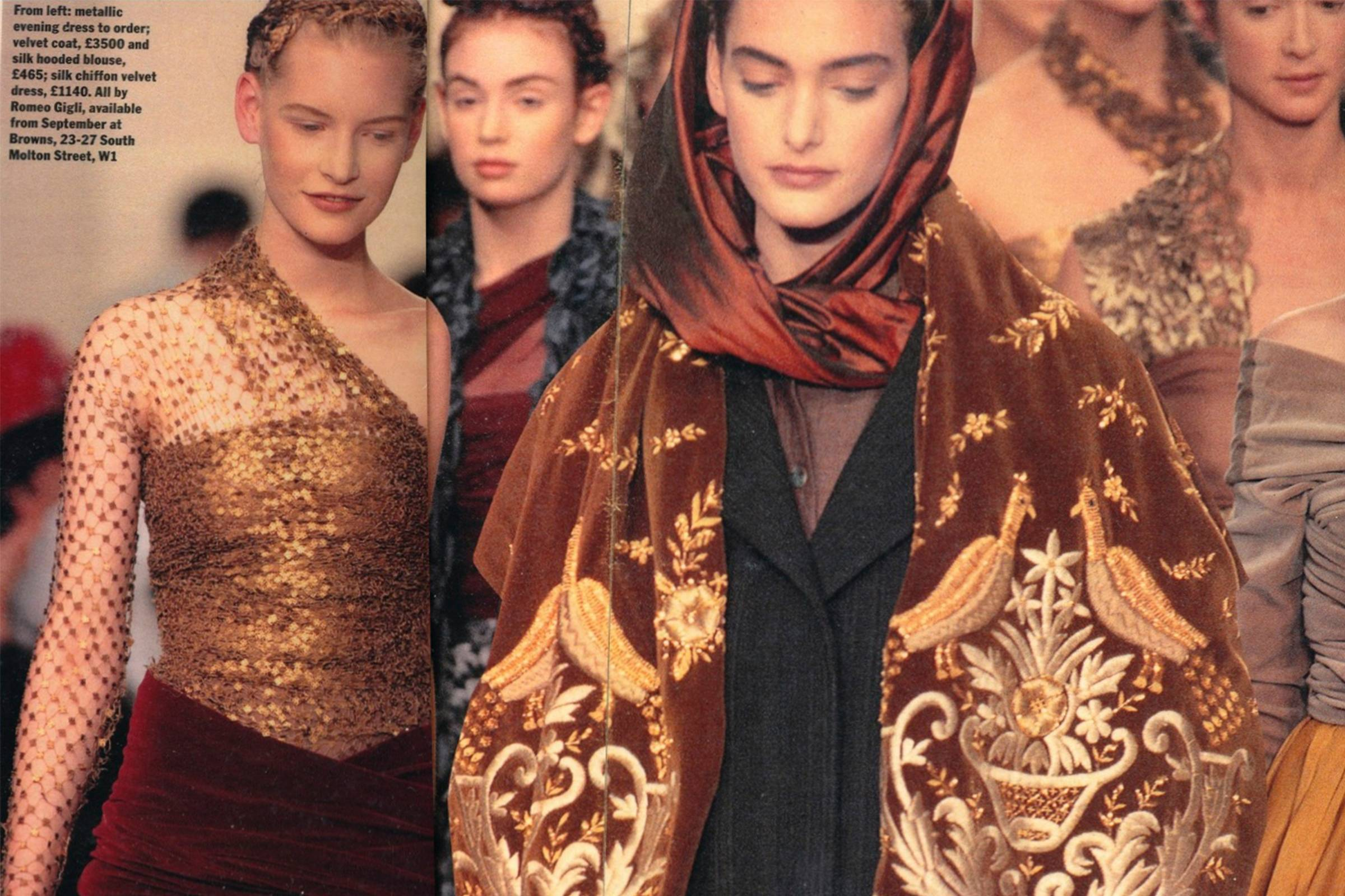 Heroine: The Artistic Reveries of Romeo Gigli