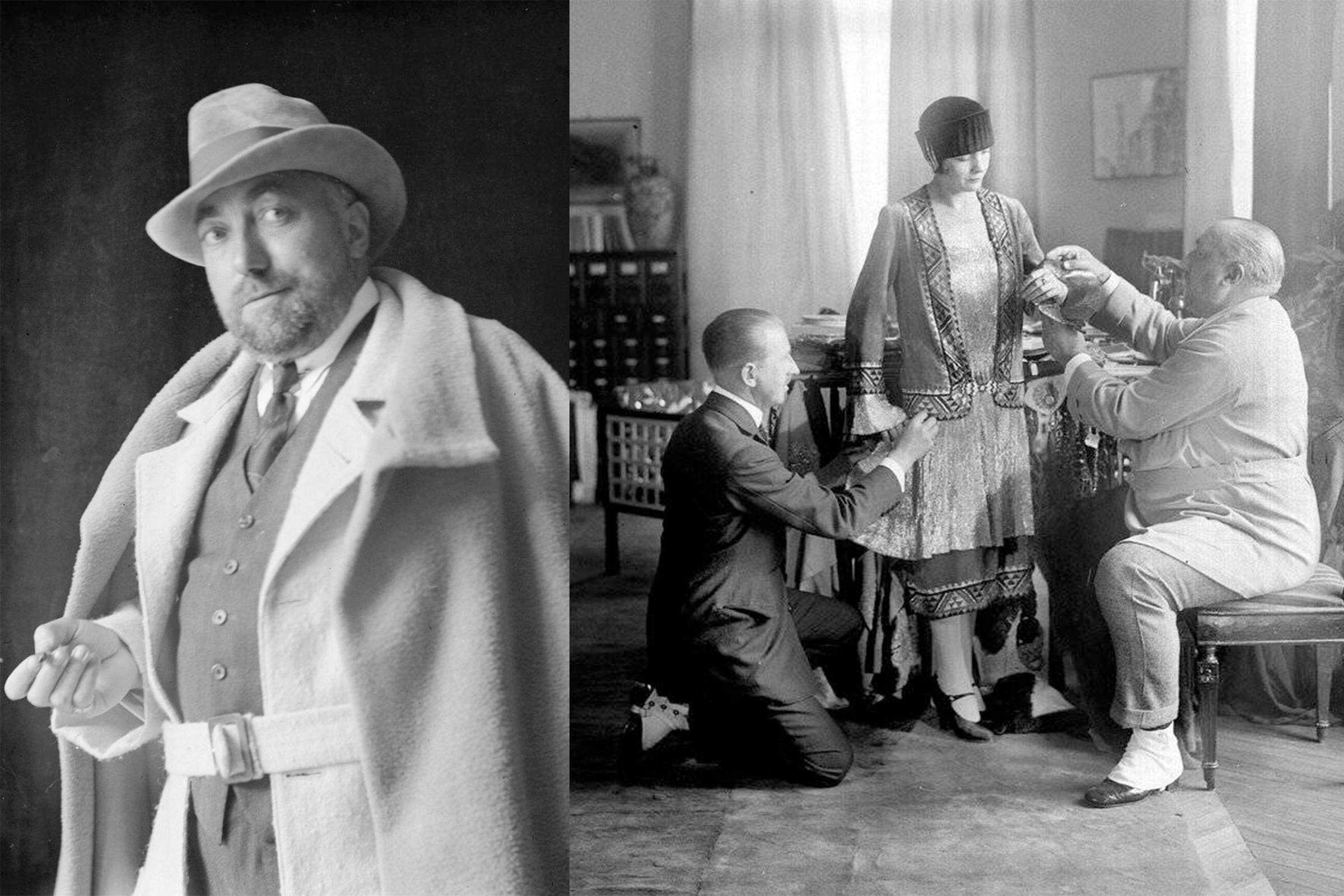 Heroine: The Rise, Fall and Rebirth of the House of Poiret