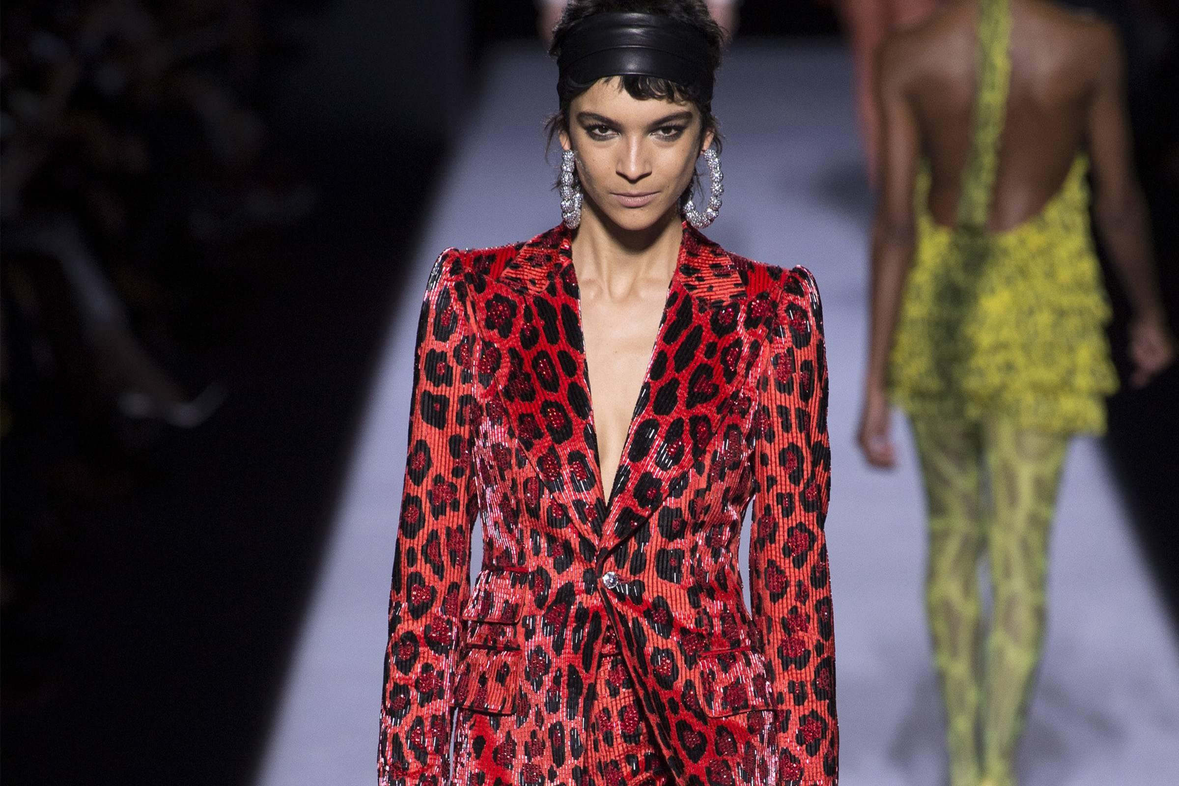 Heroine: The Dangerously Seductive Power of Leopard Print