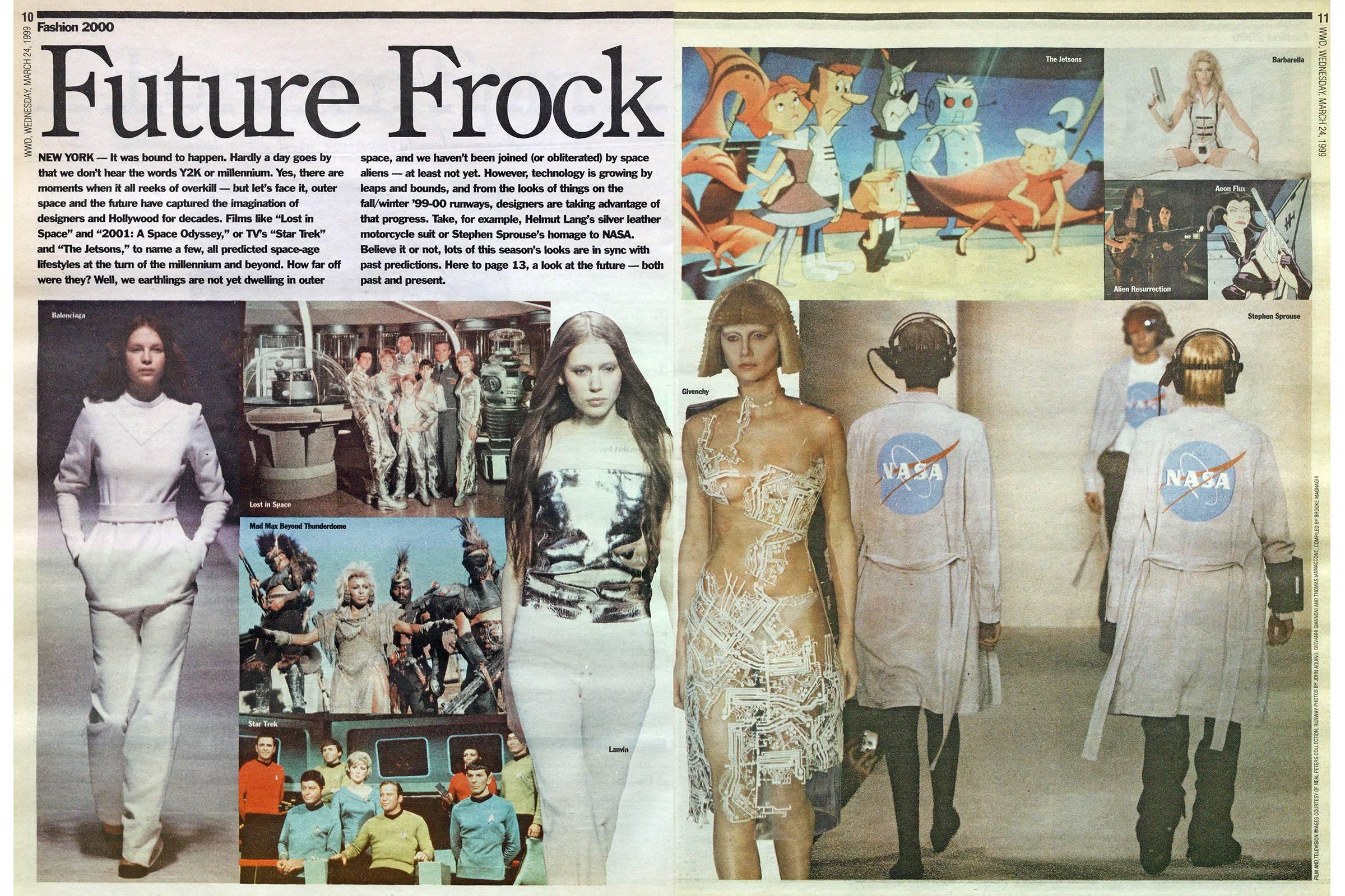 Heroine: Twenty Years On - Fashion at the Millennium