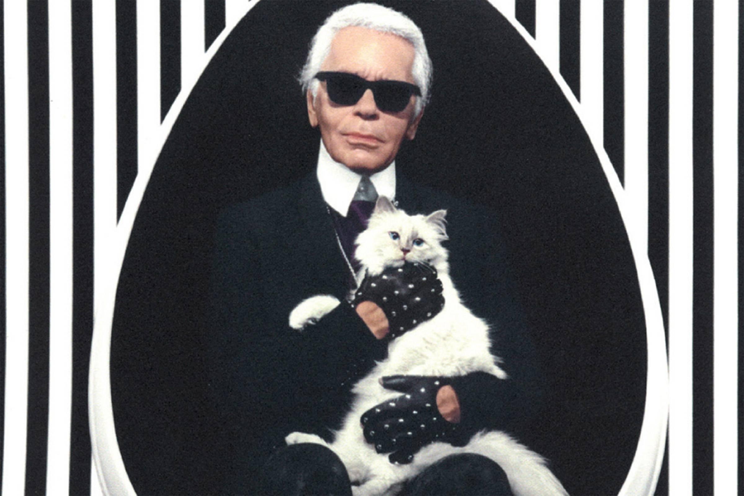 Heroine: The Mercurial, Obsessive Life of Karl Lagerfeld