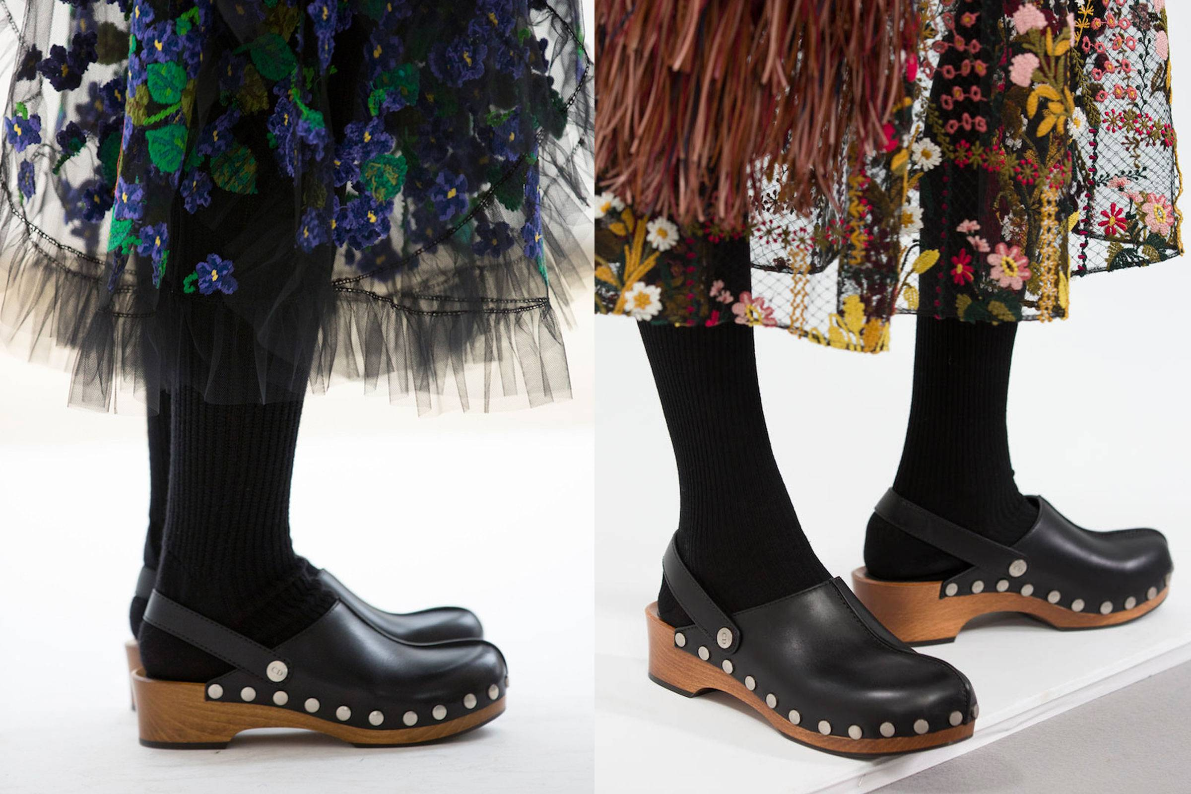 Heroine: Defying Trends - The History of Clogs, In and Out of Fashion
