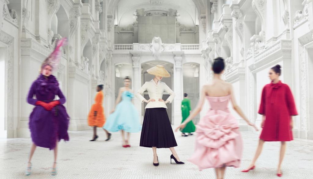 LADY: Christian Dior, couturier du rêve