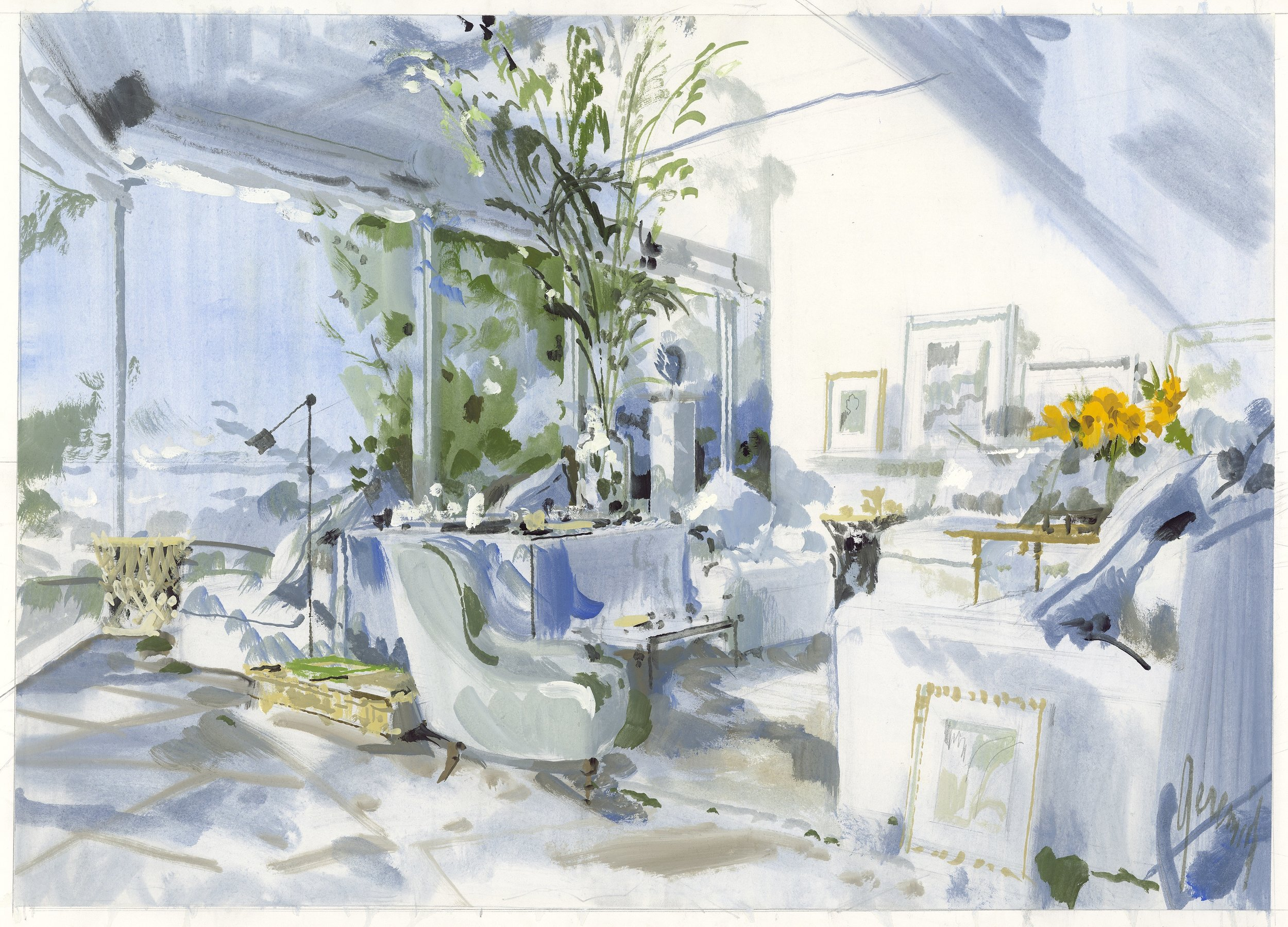 LADY: Jeremiah Goodman and the Art of Interiors