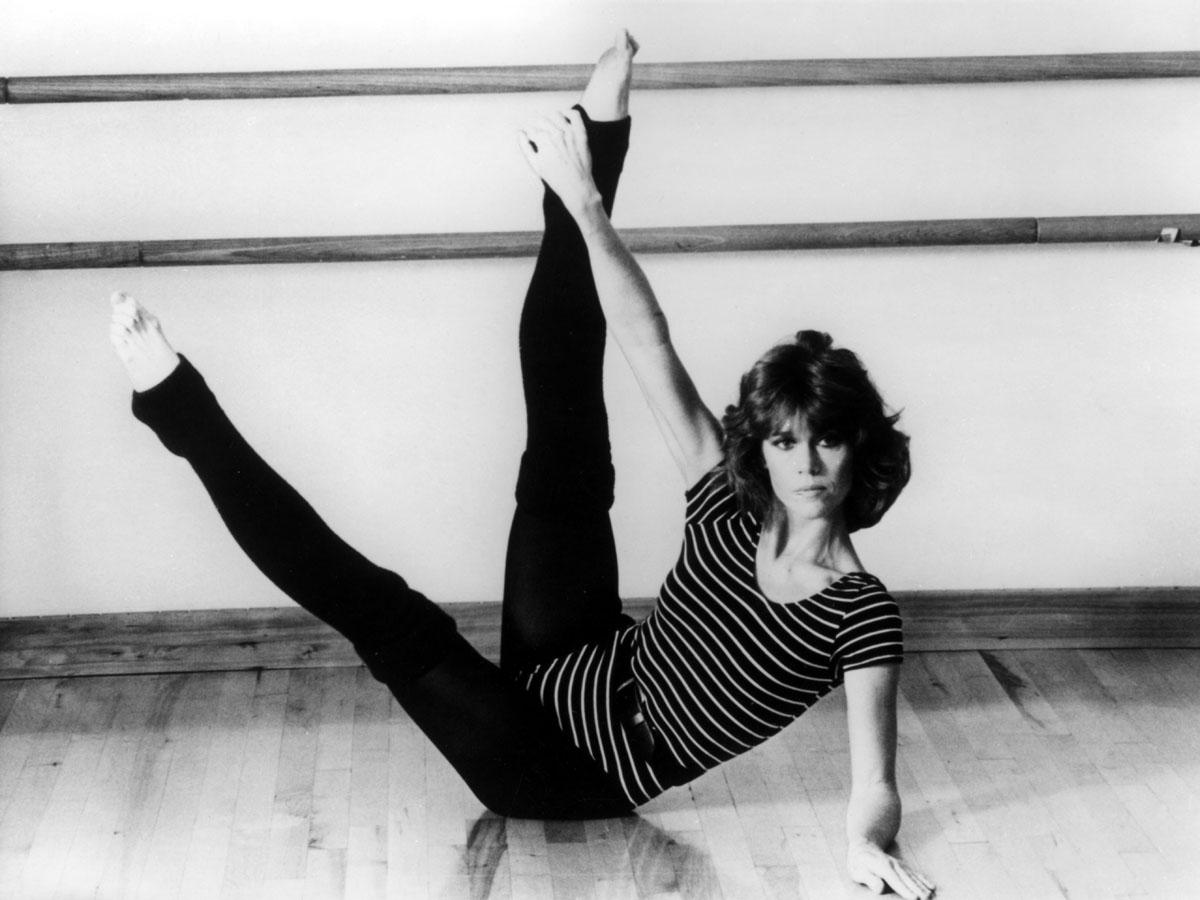 LADY: Movement with Kitty - Jane Fonda's Workout