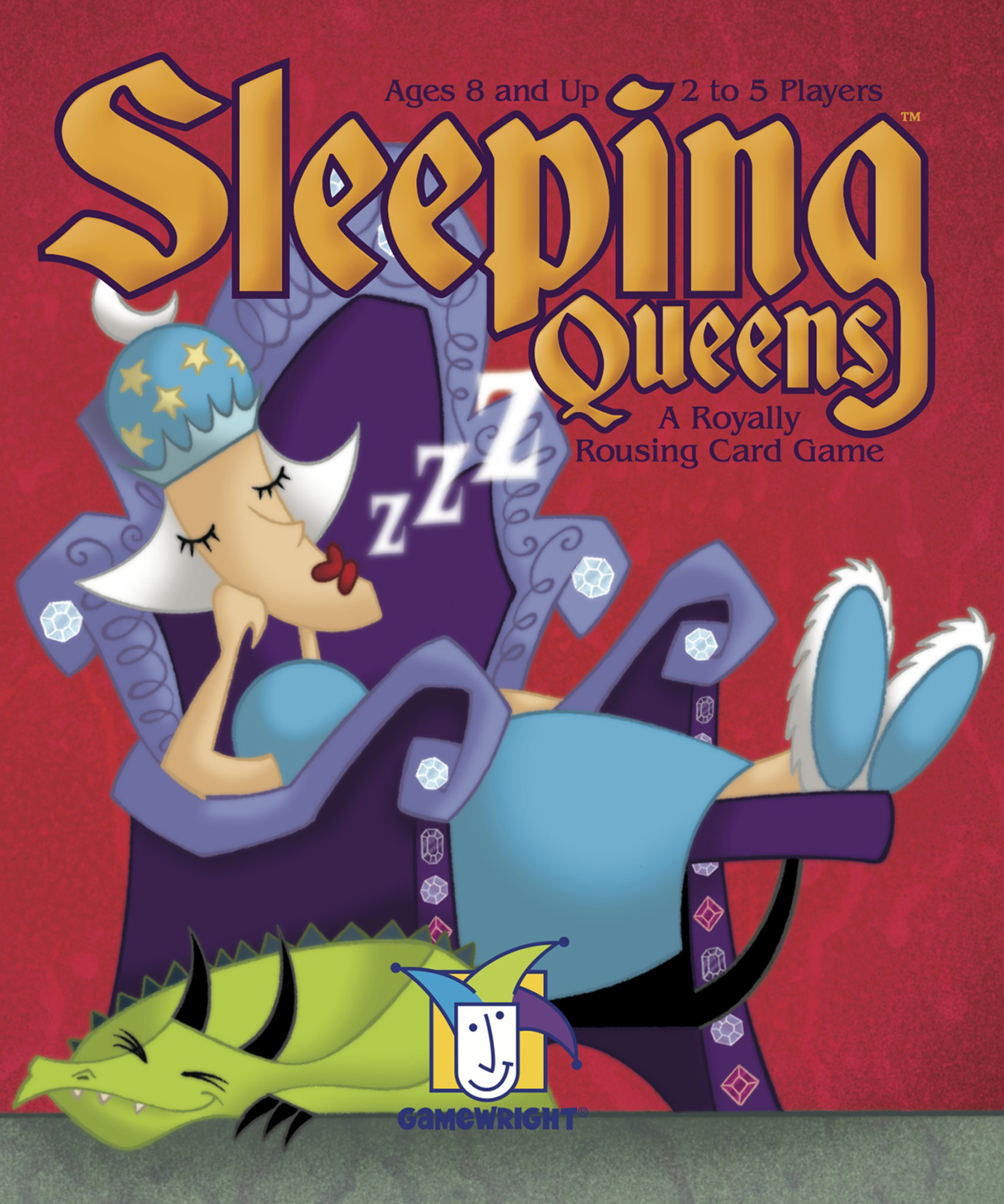 Sleeping Queens - Rouse the royals before your opponents.2-5 playersclick for details