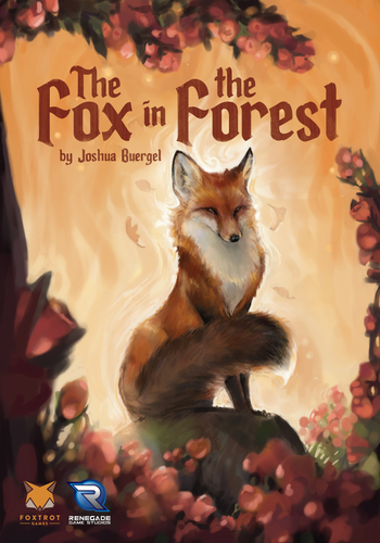 The Fox in the Forest - Take tricks from your opponent, but beware of getting too greedy and losing it all.2 players