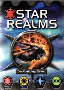 Star Realms - Build, trade and assemble your fleet to defeat your opponent.2 players