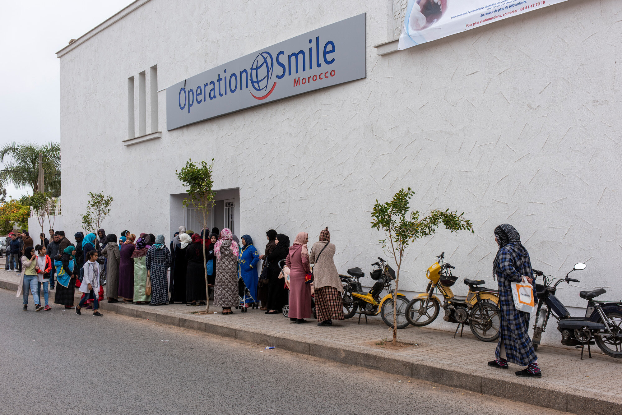 Operation Smile CLINIC - OUJDA, MOROCCO