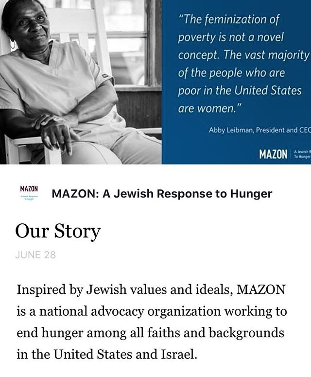 Help people of all faiths and backgrounds. Post a kind act in our #kislevisforkindness FB group during Chanukah, and we donate a dollar to @mazonusa