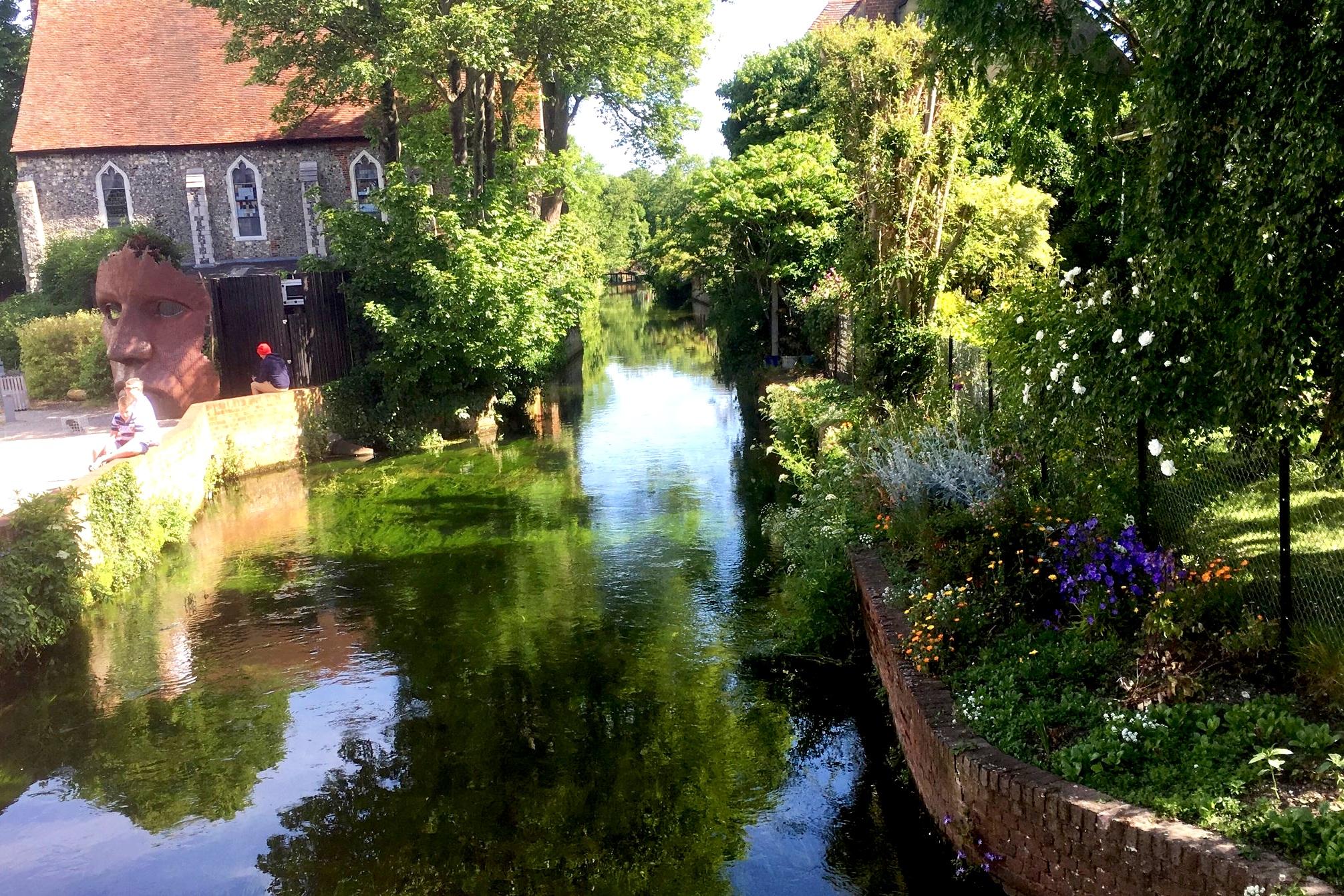 Canterbury Historic River Tour