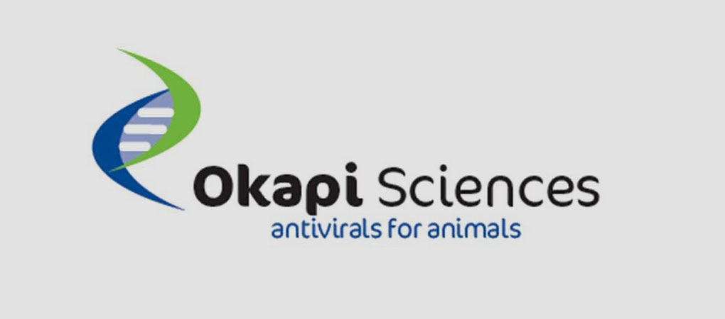 Okapi Sciences  developed antiviral drugs for livestock as well as pets. Thuja supported Okapi during different scaling phases until its acquisition by Aratana in 2014.