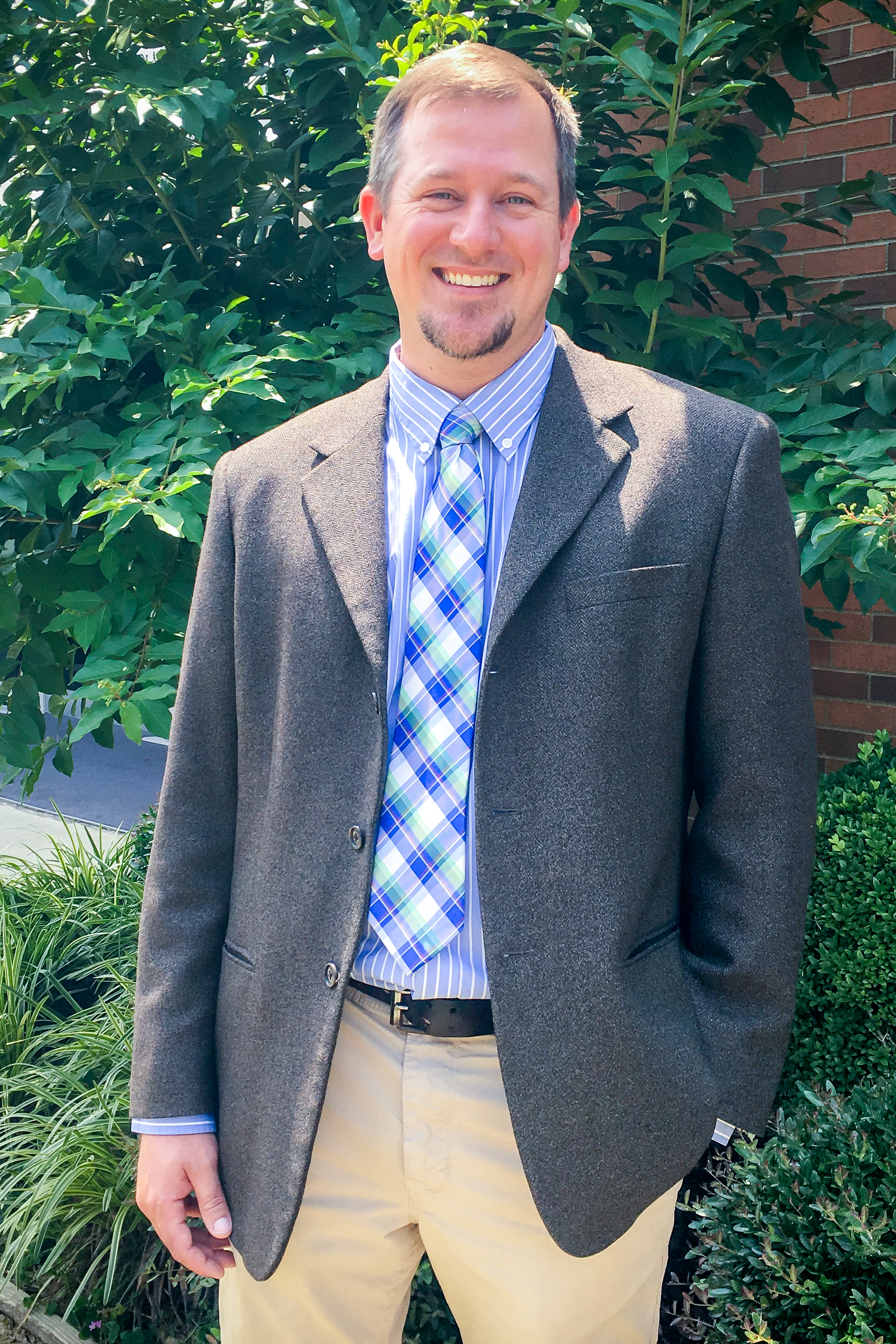 Jonathan Morrison - Youth Minister