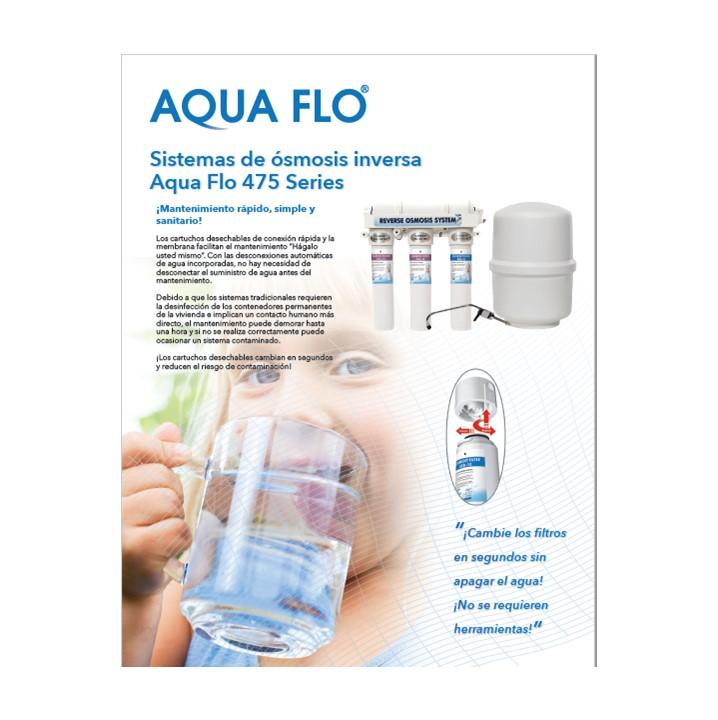 Aqua Flo 475