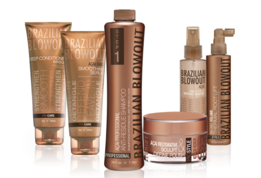 Brazilian Blowout - THE BRAZILIAN BLOWOUT aftercare product regimen developed for the sole purpose of extending the life of theBRAZILIAN BLOWOUT PROFESSIONAL SMOOTHING TREATMENTS.