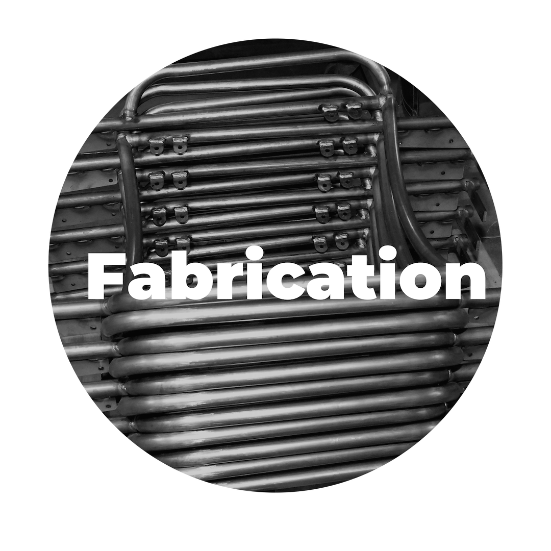 fabrication services: - Spot electric welding, MIG, TIG, tube bending & More