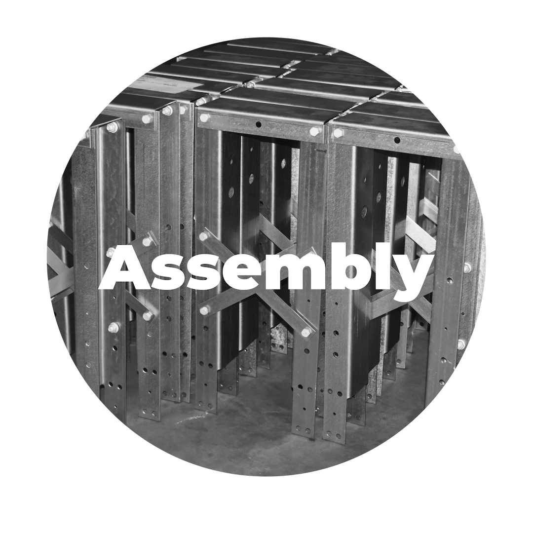 Assembly services: - Our seasoned assemblers can quickly scale-up