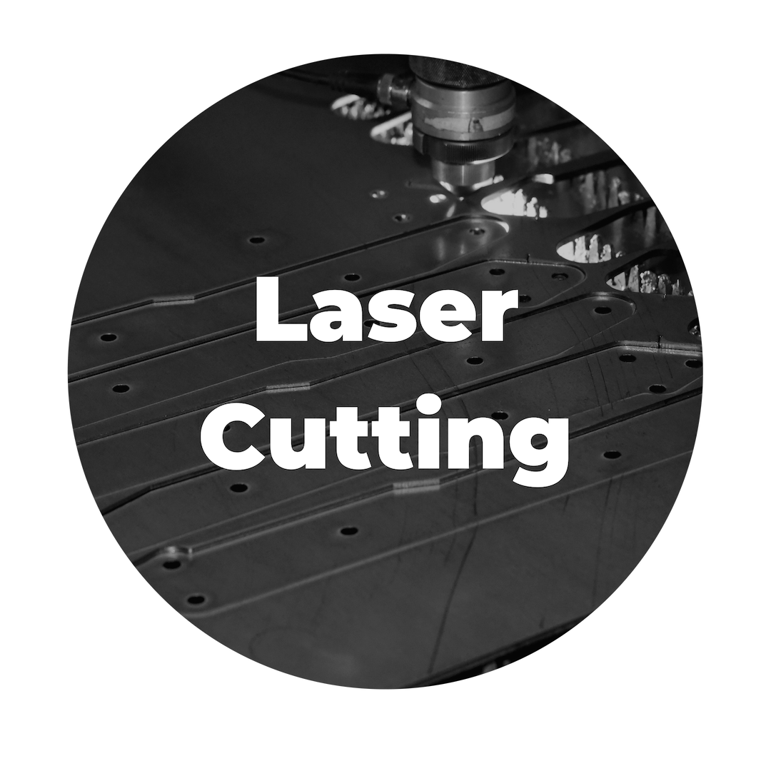 laser cutting services: - ISO compliant for customers across a spectrum of industries