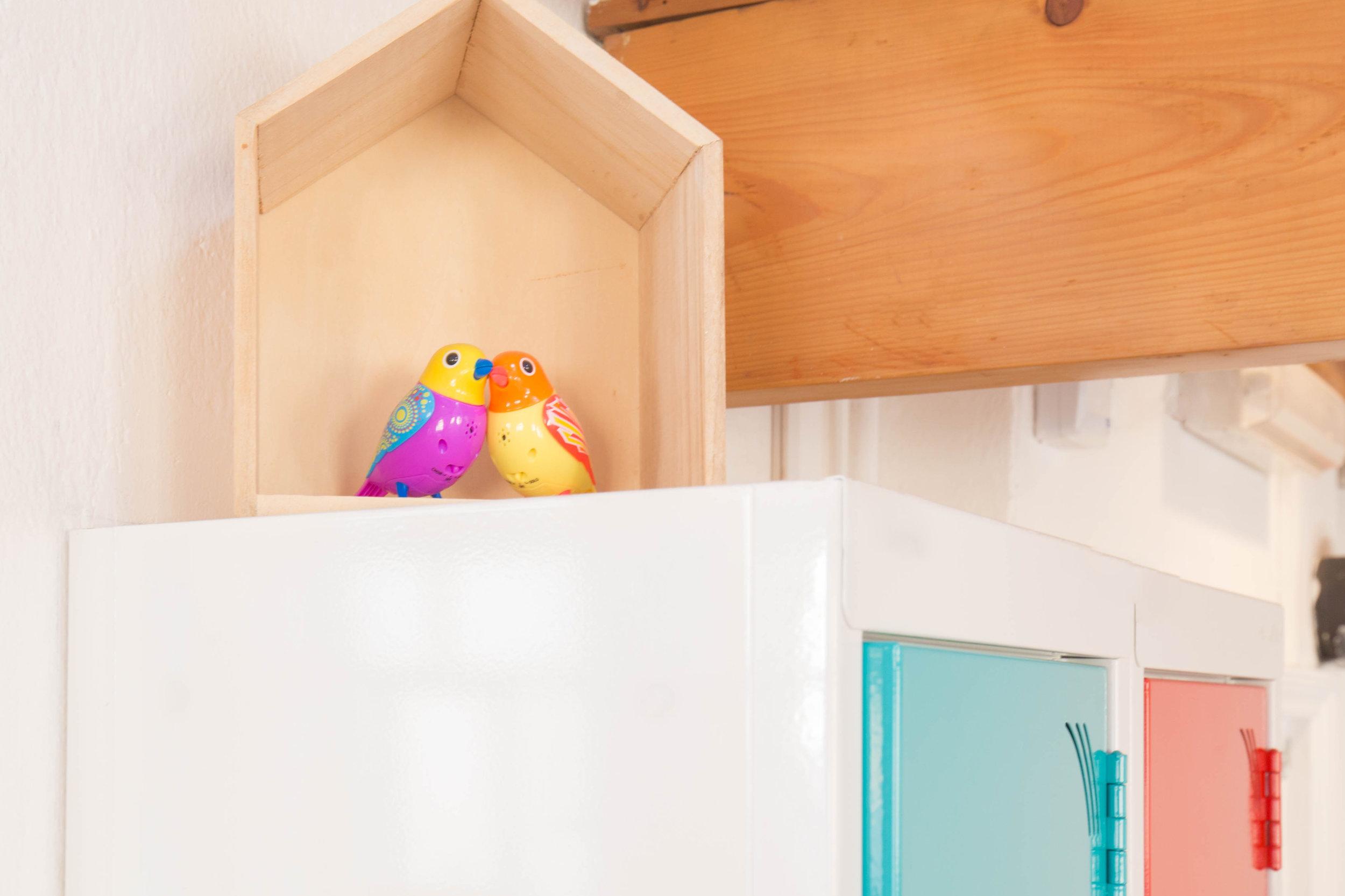 Rentadesk Central Love Birds
