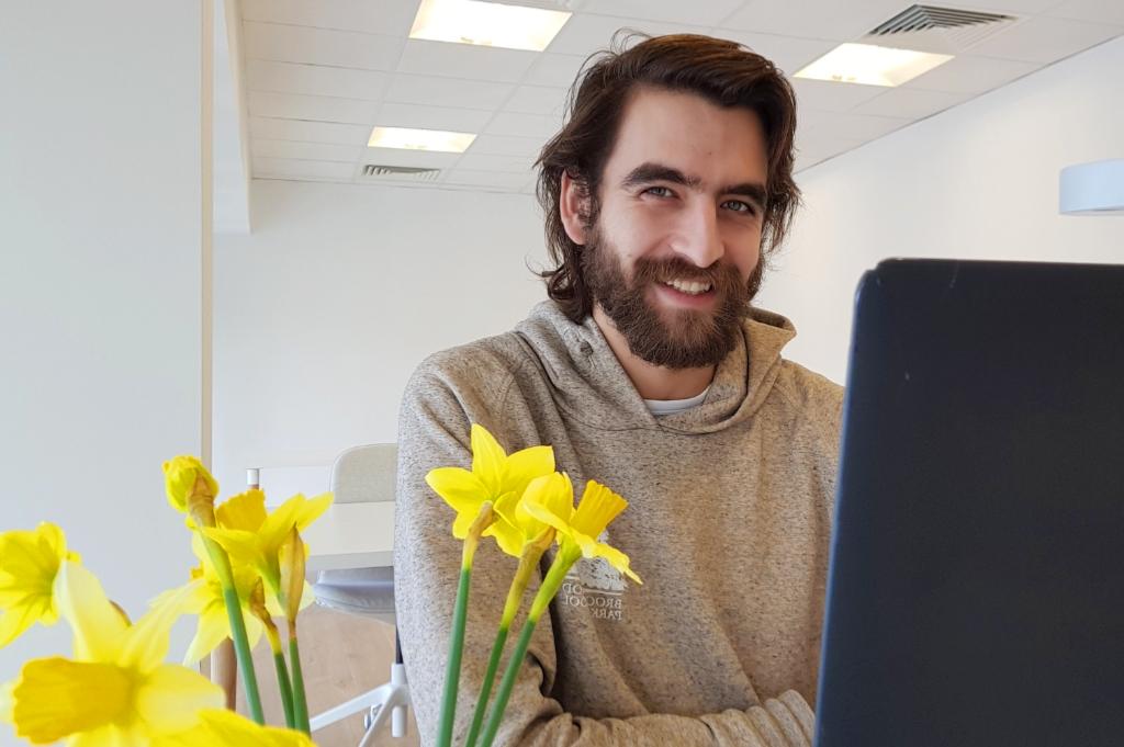 Pierre+is+writing+his+debut+novel+at+Rentadesk+West.jpg