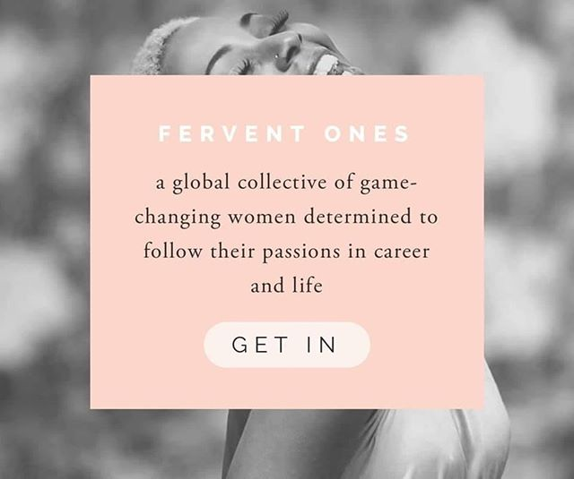 """What do you want to nourish? How can you make time for what truly fills you up? Join (#linkinbio) a global community of game-changing womxn over 35 who want to live WELL, PASSION-filled, and get PAID what they are worth! After you sign-up, you'll receive your FREE e-book """"7 Secrets To Unlocking Your Passions"""", an exclusive invite for our private Facebook group, and FERVENT, your weekly dose of career+wellness inspo, jobs, and events. ⠀ ⠀ All FREE. All for YOU. It's time to find out what works """"well"""" for you! ⠀ ⠀ *Our community is inclusive and welcomes trans, binary, or fluid in gender identity."""