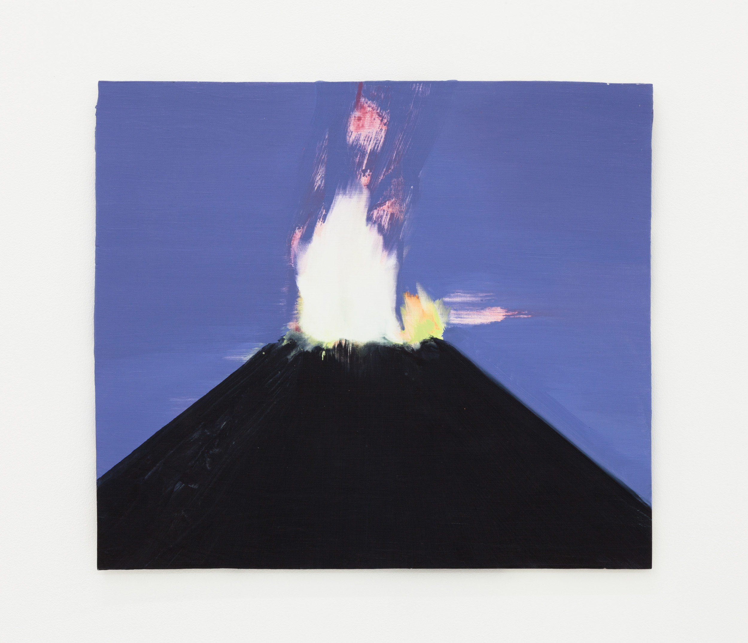 "Brista , 2017, Oil on panel, 17 x 19"""
