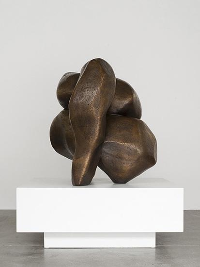"Venus Redux,  2018, Unique work in a series of 3, Bronze, 48"" x 42"" x 36"""