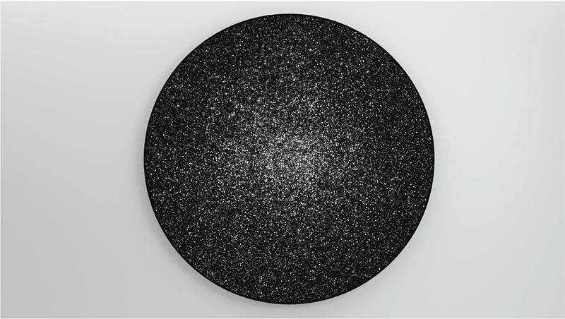 "Hublot , 2016, Edition of 5, Inkjet print, acrylic, steel, 48"""