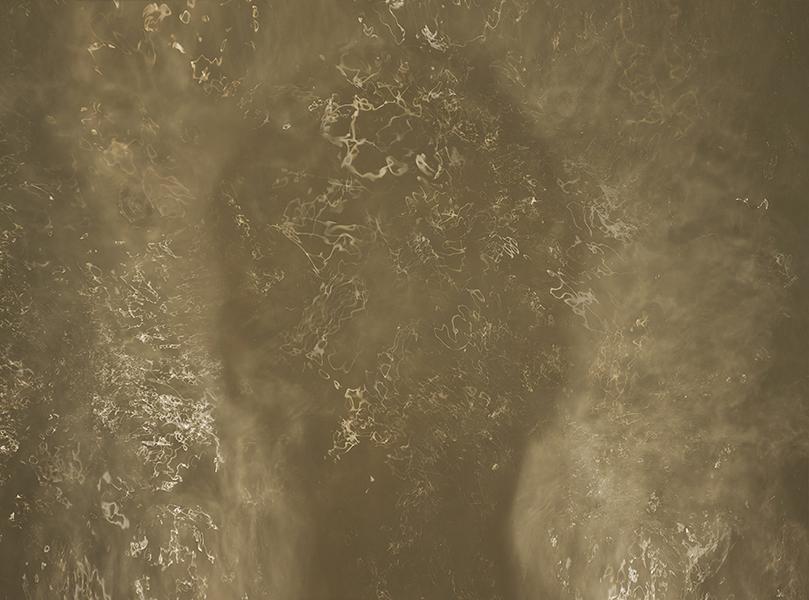 Soup , 2013, Ink jet print, steel, 91 x 122 cm