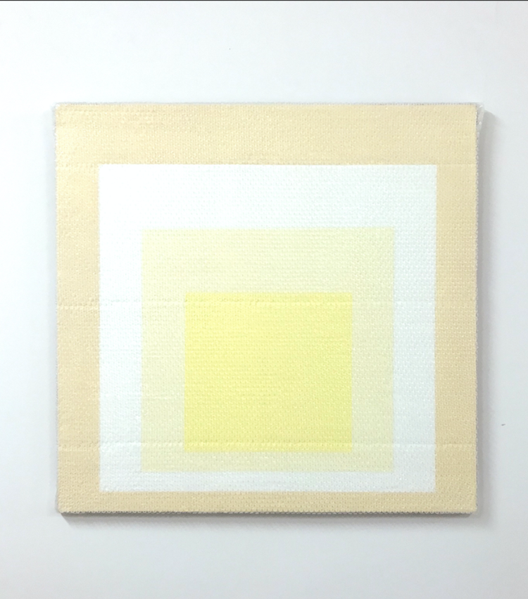 Homage To The Square #4