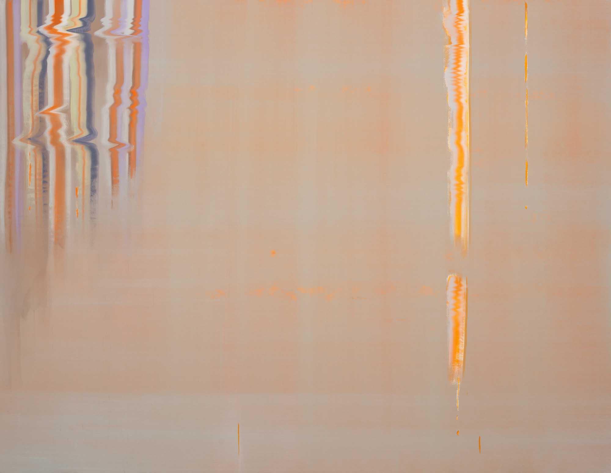"""Wanda Koop,   UNSEEN SEEN , 2018, Acrylic on canvas, 84"""" × 108"""""""