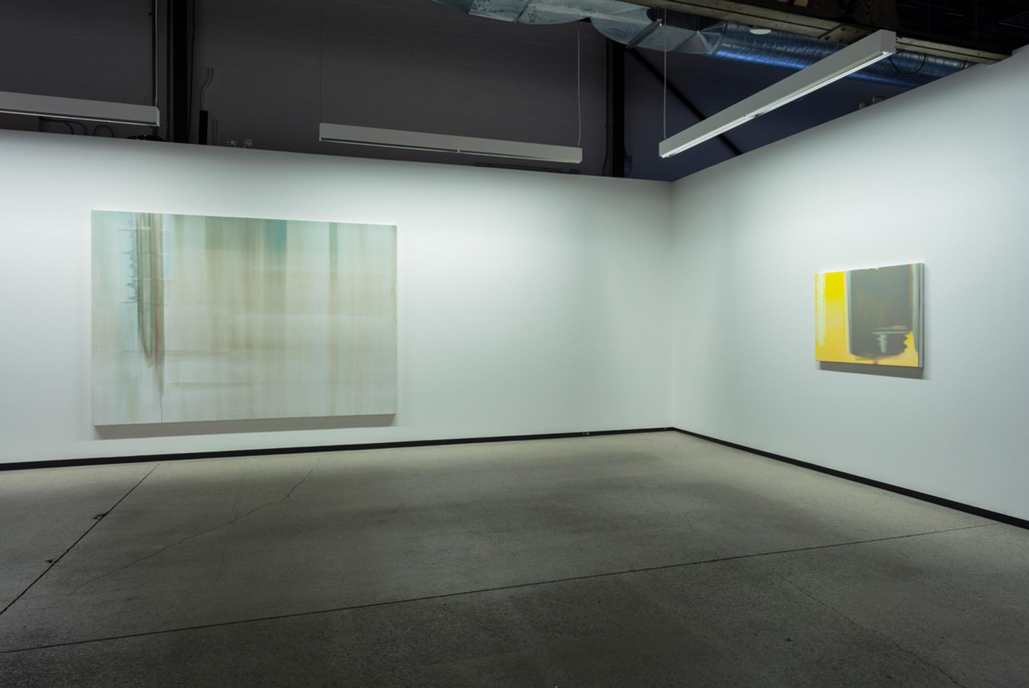 Wanda Koop - Unseen Seen - Installation View