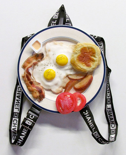Copy of Chanel Breakfast Special: Two Eggs Any Style