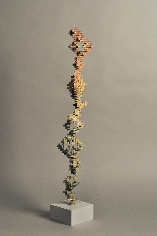 Patrick Coutu, Cristalmath #4, 2 (2,5,7)