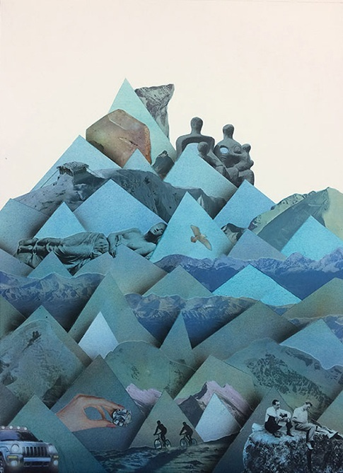 Simon Hughes, Mountain (family ties)