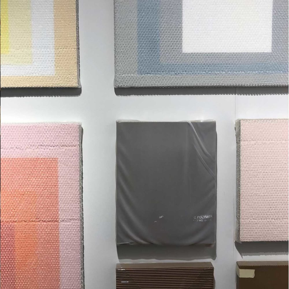 Installation view, NADA 2018, Tammi Campbell (Detail)