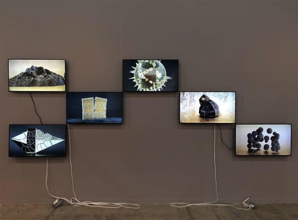Installation view, Alex McLeod