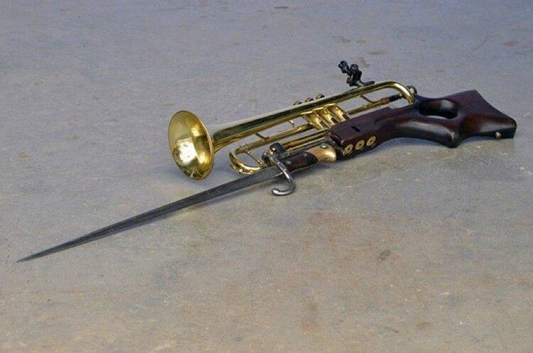 Maskull Lasserre, The Antebellum Orchestra Project : Antebellum Trumpet