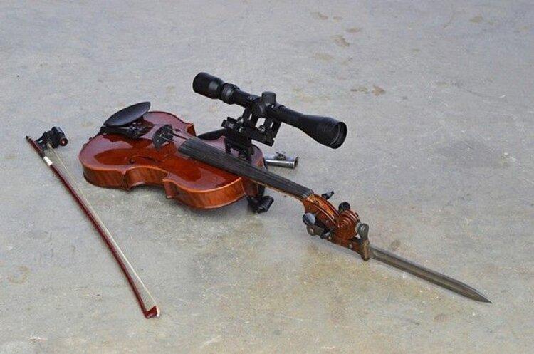Maskull Lasserre, The Antebellum Orchestra Project : Cavalry Violin