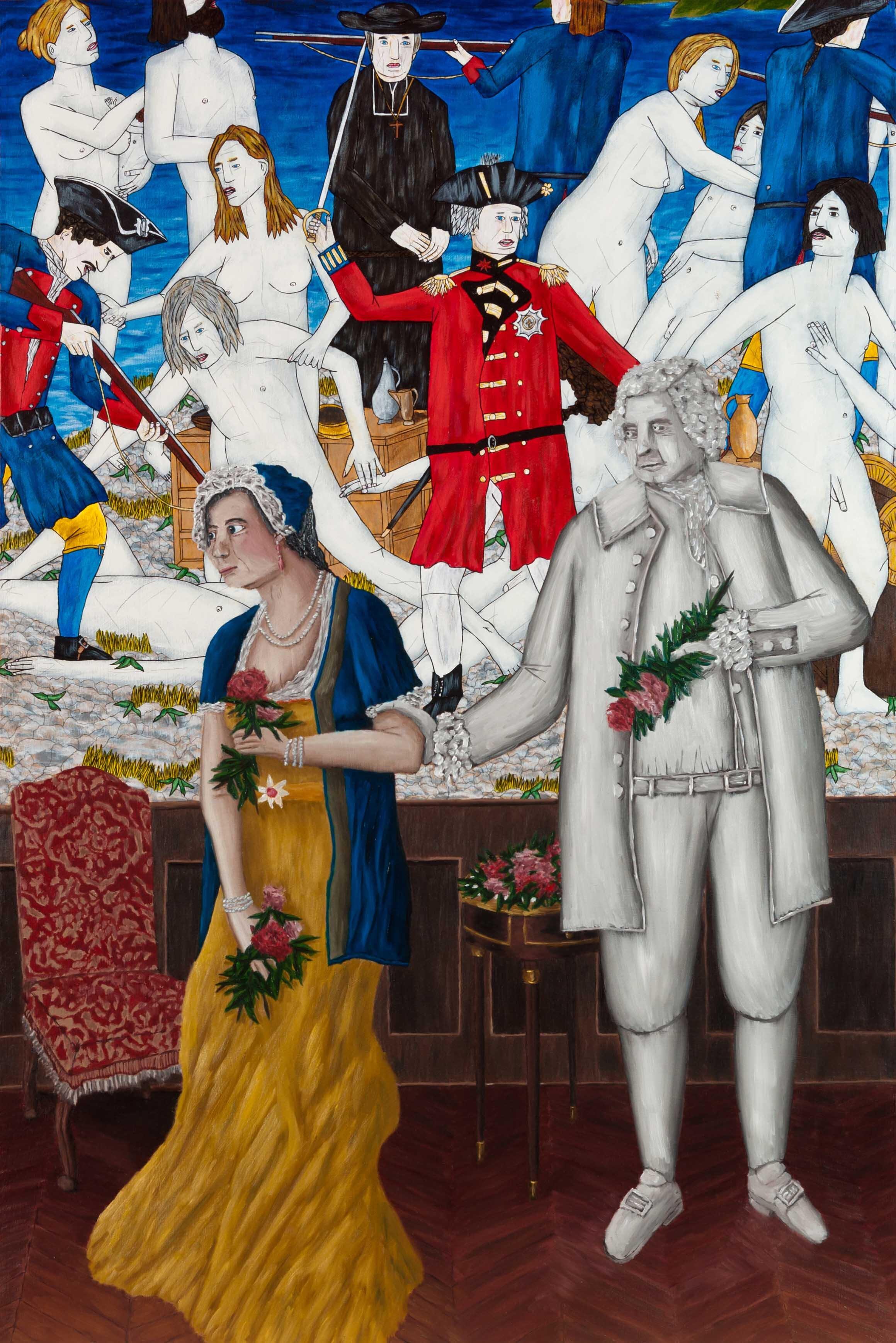 La Belle Mme Le Prince de Beaumont et Thomas Pichon