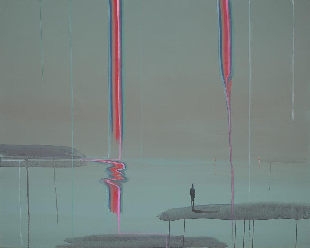 Lone Figure (UnSeen - Seen)